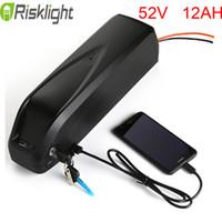 24V 10ah SILVER FISH STYLE lithium Li-ion electric bike battery