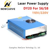 Laser Alimentation DY20 110V 220 V Pour Reci S8, W8, S6, W6, CO2 Laser Tube Machine de gravure NEWCARVE