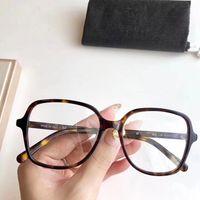 All'ingrosso-Newarrival CH3375 big-rim occhiali da sole di 54-16-140 puro plancia decorazione Aritificial perla delle gambe per occhiali da vista