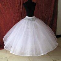 Kein Reifen 6 Schichten Net Plus Ballkleid Kleid Braut Frauen Crinoline Petticoat Unterkirt Taille mit Gummiband für Hochzeit