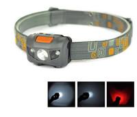Мини портативный фары 600LM фары Cree R3 фары 2 LED фонарик фары Факел Lanterna с оголовьем пешие прогулки кемпинг