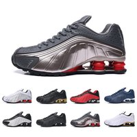 Nike air shox nz r4 2019 Consegna 301 Uomini Air Running Shoes Trasporto di goccia all'ingrosso famoso DELIVER OZ NZ Mens Athletic Sneakers Sport scarpe da corsa