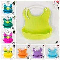 Durable Neues Muster Artikel für Babys Baby-Lätzchen aus Kunststoff Lätzchen Wasserdicht Lätzchen Anti Dirt Lätzchen EEA1321