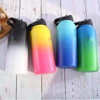 18oz 32oz 40oz Stainless Steel Water Bottle Outdoor Wide Mou...