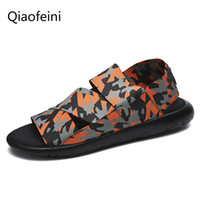 Beach Sandals Classic Y3 the Same Style Men Shoes Elastic Sa...