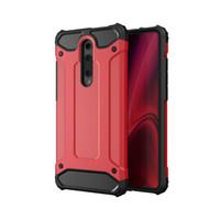 لXIAOMI Redmi Note8 Note8T ضد الصدمات الصلب PC TPU الهجين درع الهاتف القضية لXIAOMI ملاحظة 10