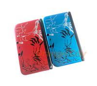 L'alta qualità per 3DS XL LL 3DSXL 3DSLL medio Frame 3DSXL cassa dei corredi della Parte Caso console completa Housing Shell Back Cover Batteria