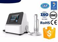 Dispositivo de alivio del dolor terapia de ondas de choque extracorpóreo equipo médico máquina de terapia de ondas de choque neumático