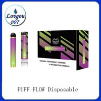 Newest PUFF FLOW Disposable Device airflow control flow 4. 0 ...