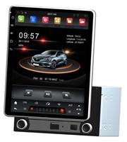 "Vertikale Bildschirm 2 din 9,7 ""Android 7.1 Universal Car dvd Multimedia-Hauptgerät Radio GPS Bluetooth WIFI USB Drehbarer Touchscreen 2 GB + 32 GB"