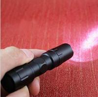 Мини брелок фонарик факел 3 Вт светодиодные фонари Открытый водонепроницаемый спортивный кемпинг портативный фонарик из алюминиевого сплава фонарик лампы