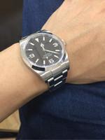 2021 Роскошные мужские часы дизайнерские часы из нержавеющей стали автоматические механические водонепроницаемые светящиеся модные часы