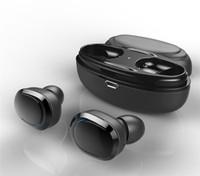 T12 Bluetooth 5.0 auriculares TWS Auriculares inalámbricos Bluetooth auricular sin manos del auricular de Deportes Auriculares Auriculares para teléfonos inteligentes