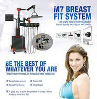 2020 الثدي جديد مدلك الإلكترونية الثدي تعزيز الأشعة تحت الحمراء تفعيل الحرارة الحيوية الكهربائية وتحفيز فراغ شفط الثدي تكبير آلة