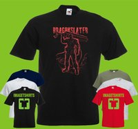 Dragonslayer Mens PRINTED T- SHIRT Rage Warrior Sword Dragon ...