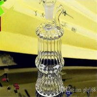 Ordinary tricycle kettle Bongs Oil Burner Pipes Water Pipes Glass Pipe Oil Rigs Smoking Free Shipping