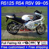 RS-125 ل Aprilia RS4 RSV125R RS 125 RS125 99 00 01 02 03 04 05 318HM.34 RS125R RSV125 R 1999 2000 2001 2002 2003 2005 Fairing