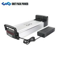 UPP bicicleta eléctrica 36 V 20Ah batería trasera para batería 500 W 350 W 250 W Bafang BBS01 EBike con células Samsung / NCR