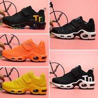 new MERCURIAL TN bebé niños de los zapatos corrientes chica chico Utilidad Negro del bebé del niño de los formadores de jóvenes de diseño en las zapatillas de deporte para niños