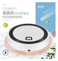 2020 venta caliente máquina de fregado inteligente automático completo de desinfección UV y removedor de polvo de nano robot de limpieza del paño