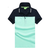 High quality hot sale Mens Brand New Polo The choice High Qu...