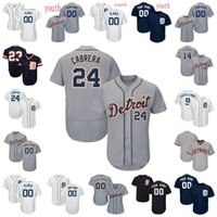 Tigers Miguel Cabrera Jersey Detroit Kirk Gibson Alan Tramme...