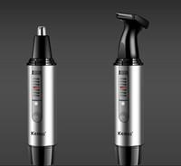 Dostawa pielęgnacji słuchu 2 w 1 Akumulator nos do włosów do mężczyzn Precyzyjny pielęgnacja i golarka