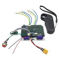 Ersatz Ersatz elektrisch mit Remote-Laufwerkssystem Dual Motors Teile Instrument-Mainboard-Skateboard-Controller-Werkzeuge