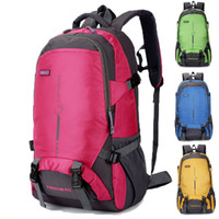 Escalada Waterproof Outdoor Backpack Sports Mochila 45L Outdoor Travel Bag Backpack Camping Caminhadas Backpack Mulheres Trekking Bag For Men