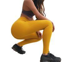 HTLD 2020 pantaloni elastici delle donne jogging push vita alta fitness Fino ghette senza giunte Pantaloni felpa Femme Magro leggins mujer