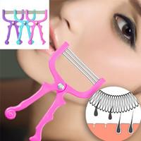 Safe Gesichtshaar-Remover-Qualitäts-Gesicht Epilierer glattes Gesicht Haar Frühlings-Abbau-Stock Rasieren Werkzeuge für Schönheit New Style
