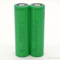 100pcs 100% di alta qualità per SONY VTC5 18650 2600mAh 3.7V per IMR batterie per LG SONY Samsung ricaricabile litio