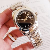 President Mens Watch Sweep Automatic Movement Mechanical wit...