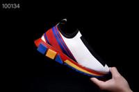 Nuevo diseñador de taladro de agua suela plana zapatos de cuero de moda casual zapatos de mujer explosivos de moda tamaño informal; 35-40