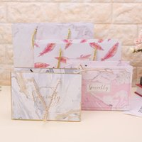 High Quality Paper Gift Bag With Handle Wrapping Package Fes...