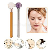 Jade Rollers ball Slimming For Face Eye Forehead cheek Massa...