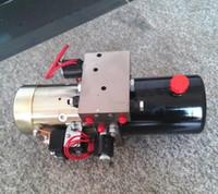 1.5kw 12v embalagem energia hidráulica neve arados unidade de potência pequenos motores de engrenagem de bombagem shinpping livre de alta qualidade