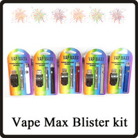 Top Quality Vape Max Kit with 350mAh Battery Pre- heating fun...