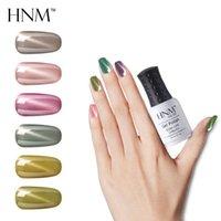HNM Jade Cat Eye Nail Polish 8 ml 12 kleuren Soak Off Stamping Emaille Lucky Lak Semi Permanente Gelpolish