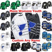 2020 All-Star St. Louis Blues Jersey Marco Scandella Vladimir Tarasenko Ryan O'Reilly Binnington Alex Pietrangelo Hockey pullover su ordinazione Mens