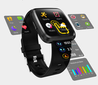 Y7P Smart watch Bluetooth Smartwatch Monitor battito cardiaco Sport Tracker per Huawei Xiaomi iPhone x xs max 8 Orologio iwatch per telefono P68 Fitness