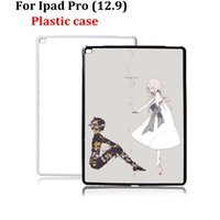 For lpad Pro(12. 9) DIY 2D Sublimation Cases Heat Press PC Ca...