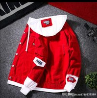 Element style spring baseball uniform men' s Korean vers...