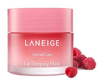 Hot Sell Laneige Special Care Lip Sleeping Mask Lip Balm Lipstick Moisturizing LZ Brand Lip Care Cosmetic 20g