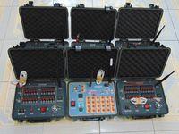120 Cues Sicherheits Maschine Hochzeitsgeschenk übergeben CE + DHL / FedEx geben Supplies Festliche Partei Feuerwerke, Systemfernbedienung Versand