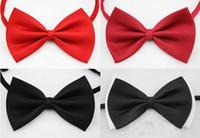 패션 아기 소년 활 귀여운 소녀의 목에 넥타이 퓨어 컬러 아이 Bowknot 잉글랜드 타이 어린이 파티 액세서리를 넥타이 19 개 색상 C5770