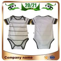 2020 Baby Havertz Soccer Jersey 2020 Home Hummels Kroos Draxler Reus Gotze Kits de Futebol Camisa 9-18 Meses Uniformes de Futebol Criança