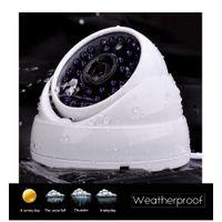 الجملة كاميرا أنظمة الأمن والحماية 4CH 1080P لايت H.264 + DVR مثبت مسبقا و1080P مانعة CCTV قبة كاميرات تنبيه بالبريد الالكتروني