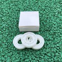 6pcs/10pcs 6901 ZrO2 full Ceramic bearing 12x24x6mm Zirconia Ceramic deep groove ball bearings 12*24*6mm