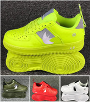 25USD OFF erkek kadın sportwear R Kaykay spor ayakkabı Çift deri klasikleri paten su geçirmez TM sneaker boyutu EUR36-45